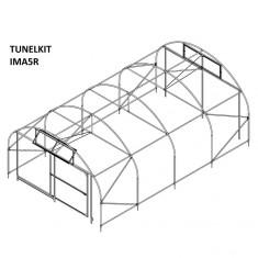 Tunel Kit de 5 metros de ancho